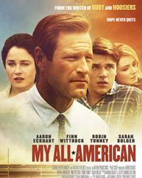 Affiche du film My All American