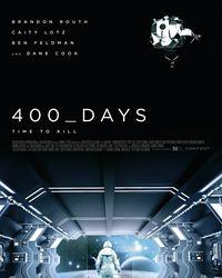 Affiche du film 400 Days