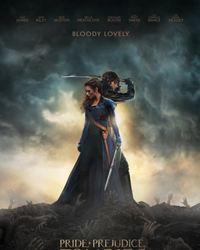 Affiche du film Orgueil et Préjugés et Zombies