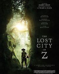 Affiche du film The Lost City of Z