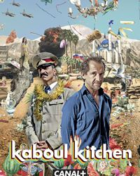 Affiche de la série Kaboul Kitchen