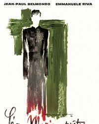 Affiche du film Léon Morin, prêtre