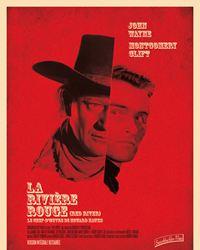Affiche du film La Rivière rouge