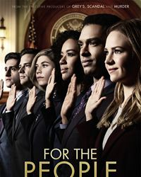 Affiche de la série For the People (2018)