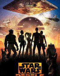 Affiche de la série Star Wars Rebels