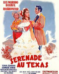 Affiche du film Sérénade au Texas