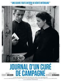 Affiche du film Journal d'un cure de campagne