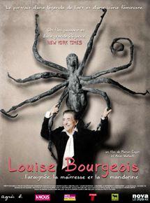 Bande-annonce Louise Bourgeois : l'araignée, la maîtresse et la mandarine