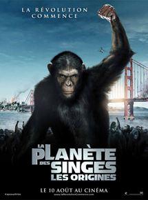 Bande-annonce La Planète des singes : les origines