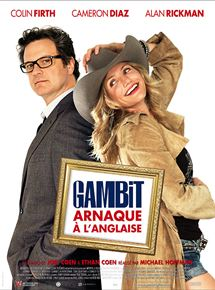 Gambit, arnaque à langlaise