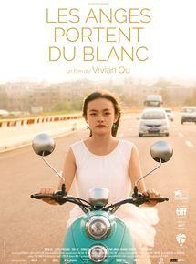"""Cinéma asiatique film """"Les anges portent du blanc"""""""