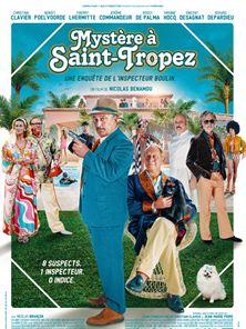 Mystère à Saint-Tropez Bande-annonce VF