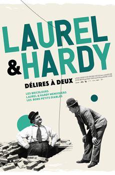 Laurel et Hardy Délires à deux