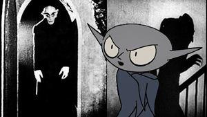 Petit Vampire : les références au cinéma d