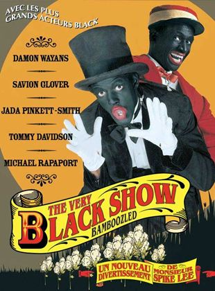 Bande-annonce The Very Black Show