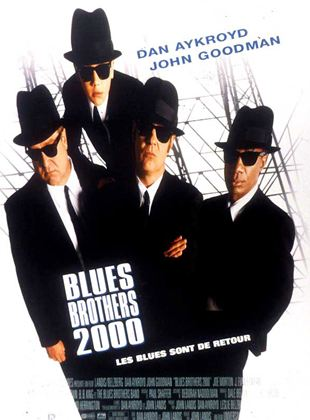 Blues Brothers 2000 VOD