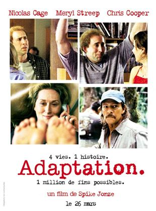 Bande-annonce Adaptation.