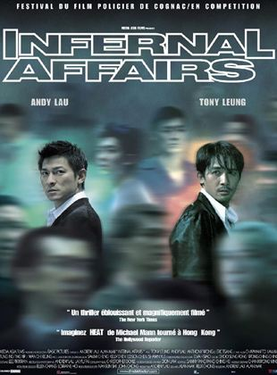 Bande-annonce Infernal affairs
