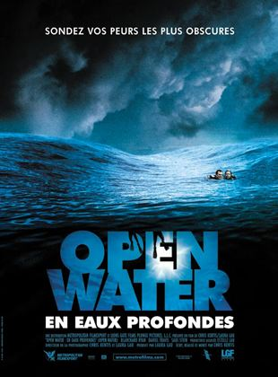 Open water en eaux profondes streaming