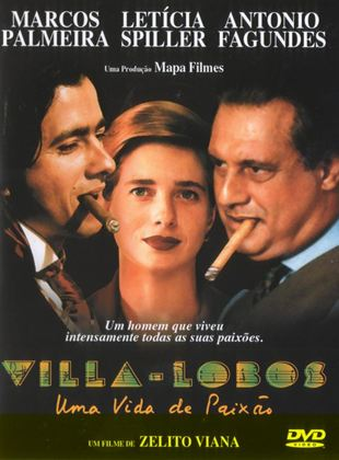 Bande-annonce Villa-Lobos, une vie passionnée