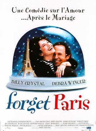 Bande-annonce Forget Paris