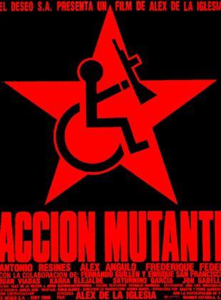 Bande-annonce Action mutante