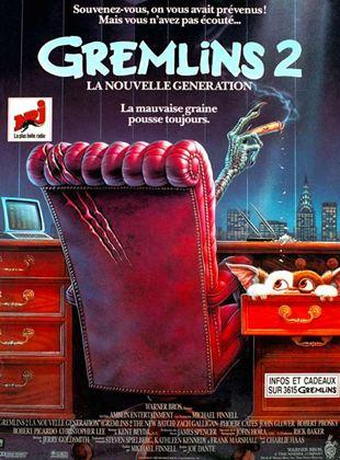 Gremlins 2, la nouvelle génération streaming