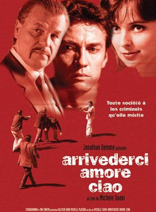 Bande-annonce Arrivederci amore, ciao