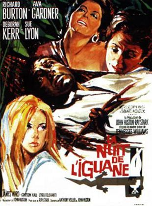 Bande-annonce La Nuit de l'iguane