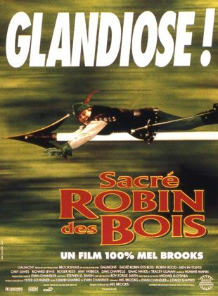 Bande-annonce Sacré Robin des Bois