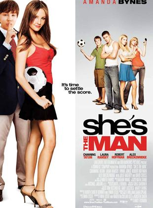 Bande-annonce She's the Man