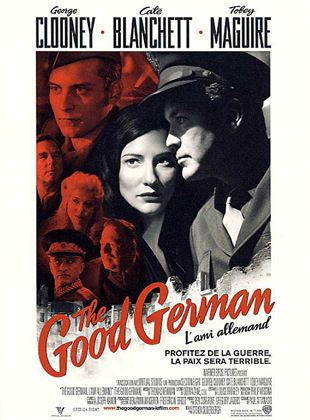 Bande-annonce The Good German