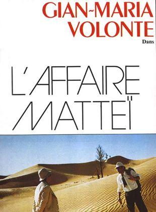 L'Affaire Mattei