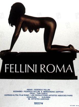 Bande-annonce Fellini Roma