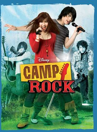 Bande-annonce Camp Rock