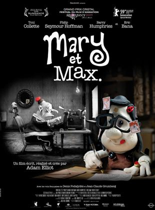 Bande-annonce Mary et Max.