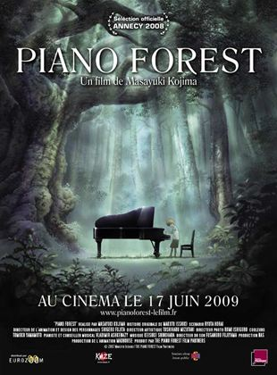 Bande-annonce Piano Forest