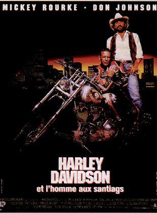 Bande-annonce Harley Davidson et l'homme aux santiags