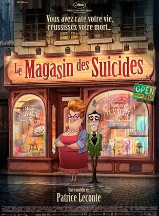 Le Magasin des suicides VOD
