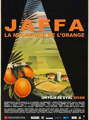 Jaffa, la mécanique de l'orange