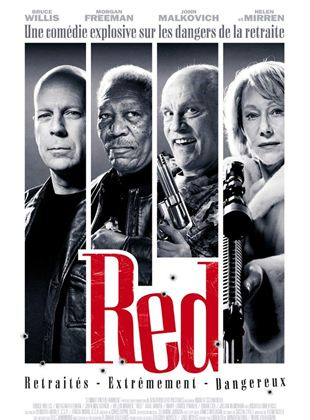 Bande-annonce Red