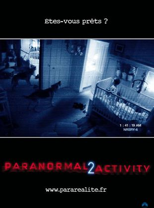 Bande-annonce Paranormal Activity 2