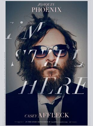 Bande-annonce I'm Still Here - The Lost Year of Joaquin Phoenix