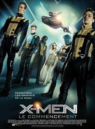 Bande-annonce X-Men: Le Commencement