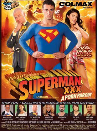 Bande-annonce Superman XXX: A Porn Parody