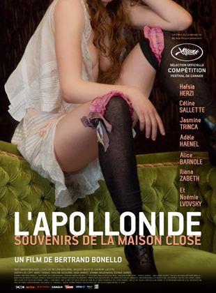 Bande-annonce L'Apollonide - souvenirs de la maison close