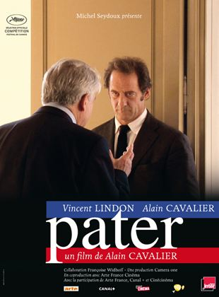 Bande-annonce Pater