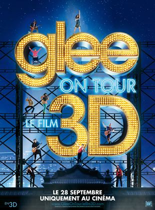 Bande-annonce Glee ! On Tour : Le Film 3D
