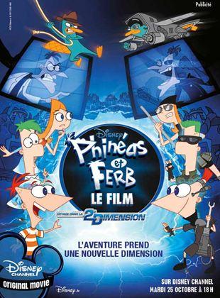 Bande-annonce Phinéas et Ferb - Le Film
