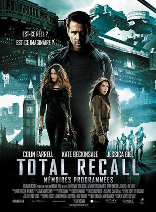 Bande-annonce Total Recall Mémoires Programmées